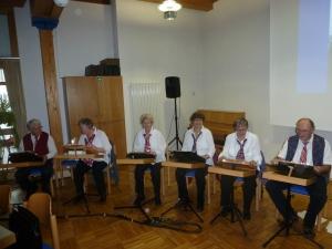 6. Zithergruppe Limburger aus Schura